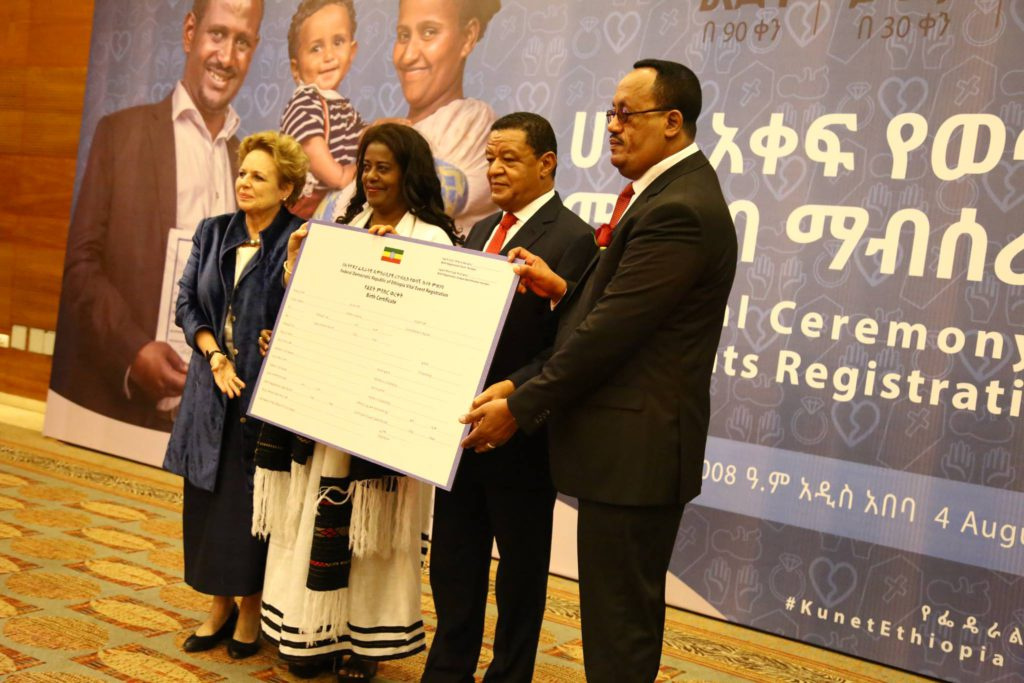 Ethiopian marriage agency