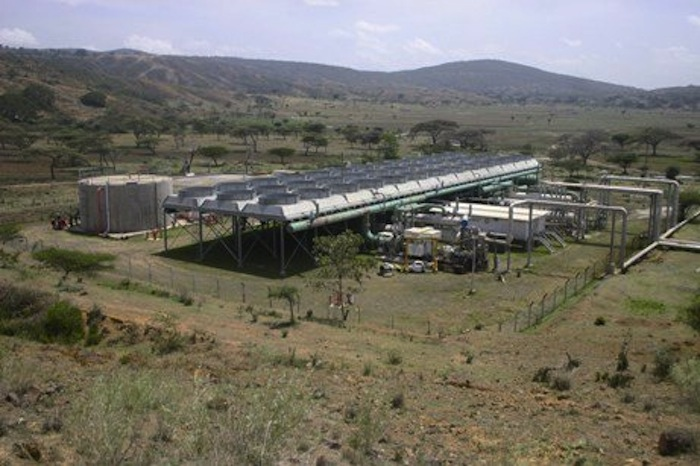 Aluto langano geothermal powerplant