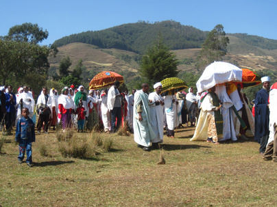 An Ethiopian Christmas