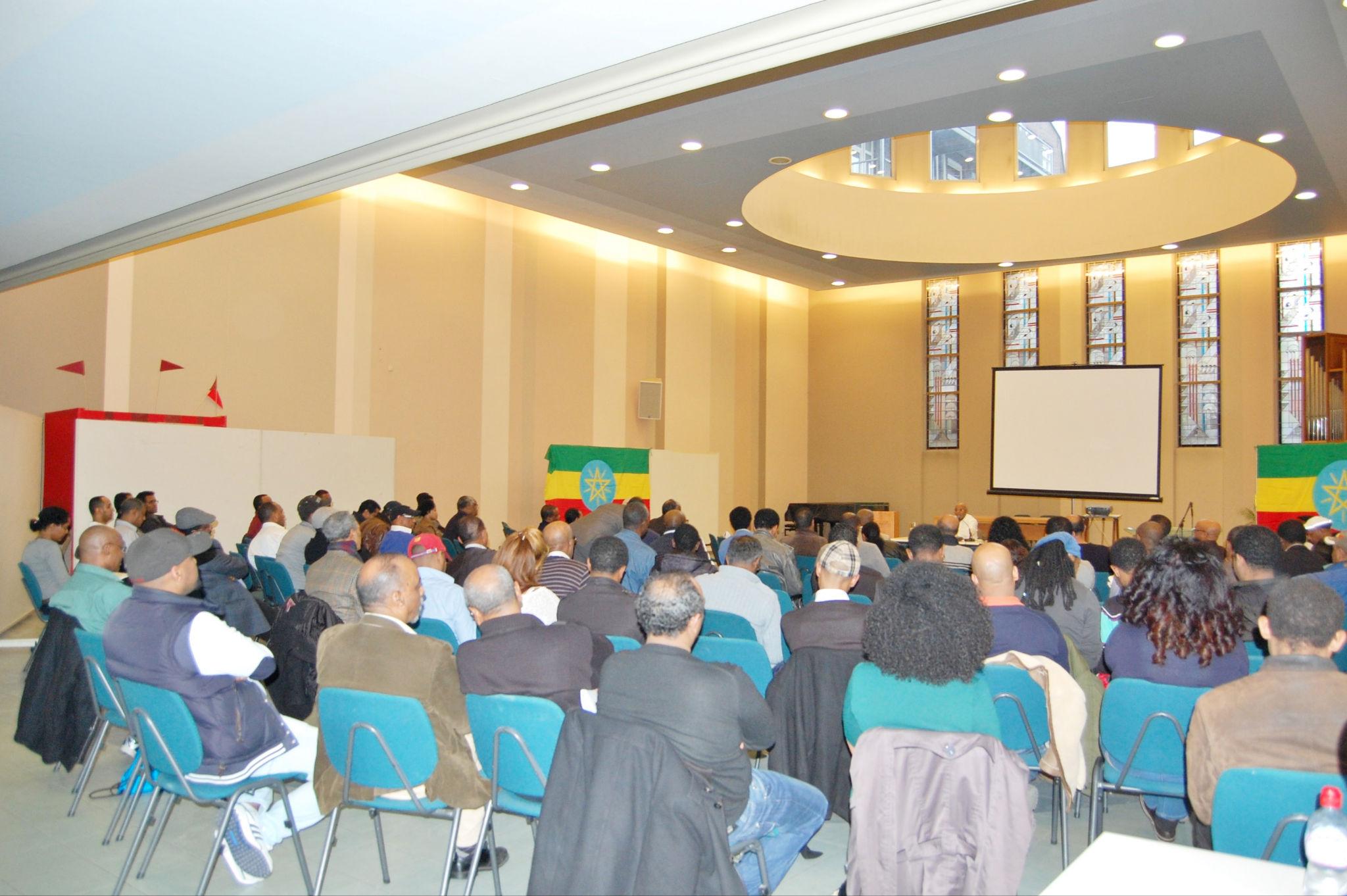 Diaspora policy meeting Amsterdam