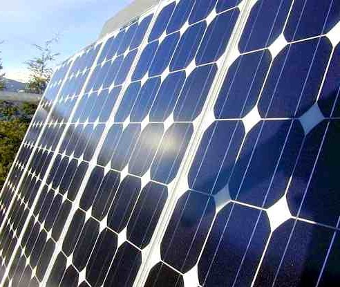 Solar Cell- Panels