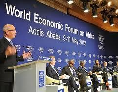 World Economic Forum -Africa held in Addis Ababa ,Ethiopia