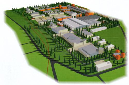 industrial zone in Ethiopia
