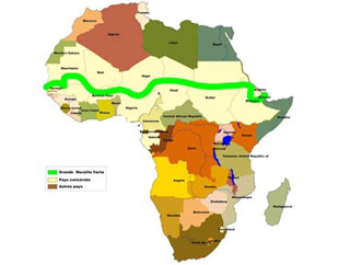 the 'Great Green Wall' for the Sahara and Sahel Initiative