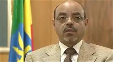 PM Meles Zenawi