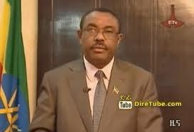 Acting Prime Minister Hailemariam Desalegne