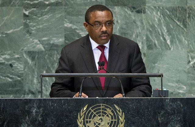 PM Hailemariam Desalegne