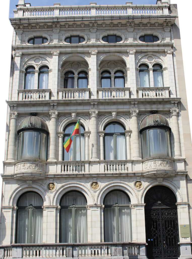 Embassy of Ethiopia in Brussels