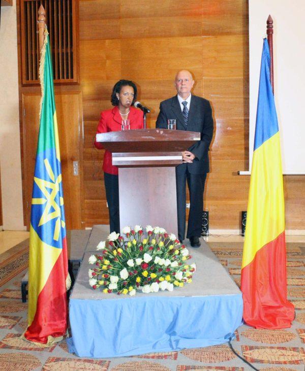 Ethiopia-Romania 50 years 2