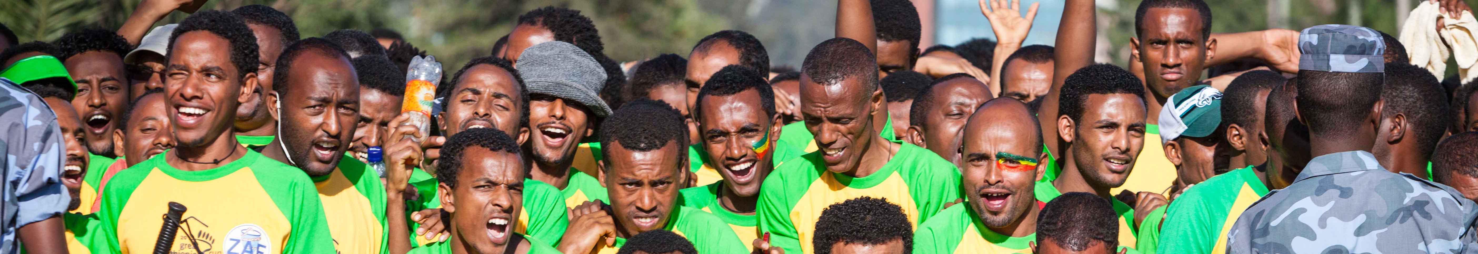 Embassy of Ethiopia – Brussels, Belgium