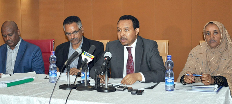 Ethiopia's governmental and institutional Human Rights