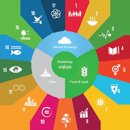 goals sustainable development sdg sdgs ethiopia circle wheel business progress innovation implementing early making hub wbcsd achieving transparent