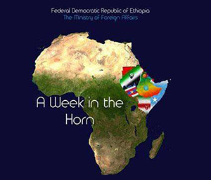 A week in the horn