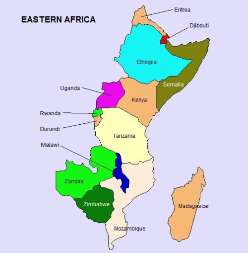East Africa recorded Africa\'s best economic performance in 2017 ...